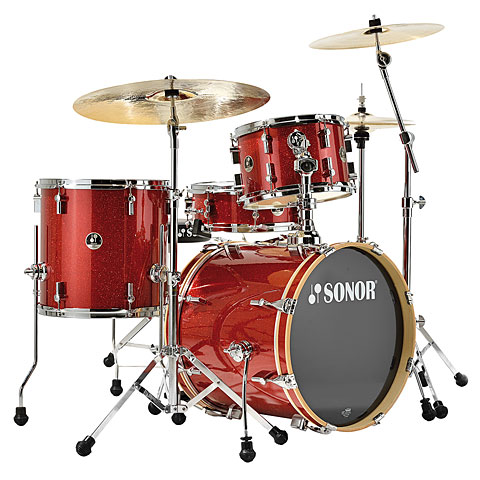 Sonor Special Edition Bop SSE 12 Red Galaxy Sparkle