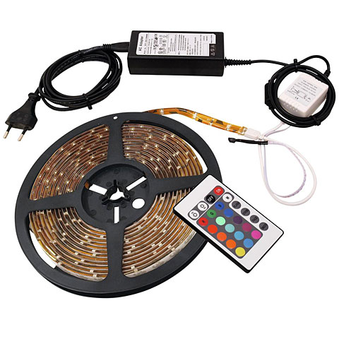 Eurolite LED IP Strip Set 45 1,5m RGB 12V