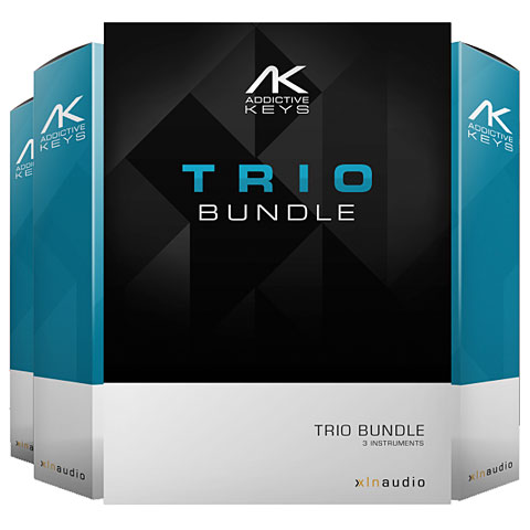 XLN Audio Addictive Keys Trio Bundle