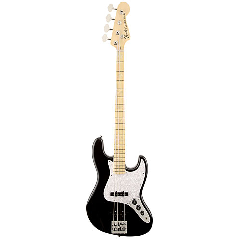 Fender USA Geddy Lee Jazz Bass MN BLK