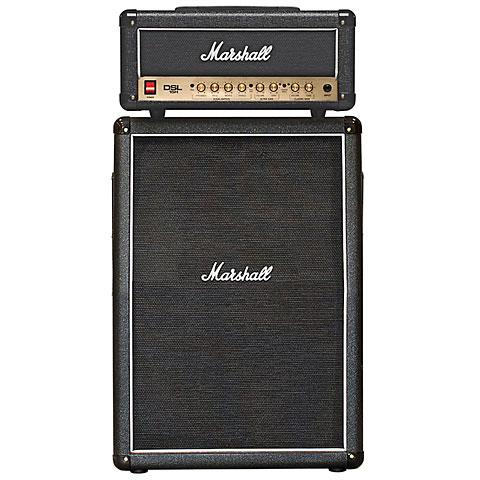 Marshall DSL15H + MX212A Halfstack