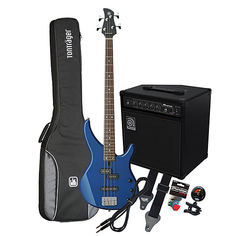 Yamaha TRBX 174 DBM / Ampeg BA-108