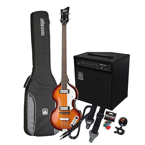 Höfner Ignition Beatles Bass VS / Ampeg BA-108
