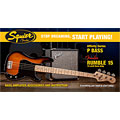 Pack basse électrique Squier Affinity P-Bass & Rumble 15, BSB