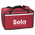 Sela Cajon Bag Red « Housse percussion