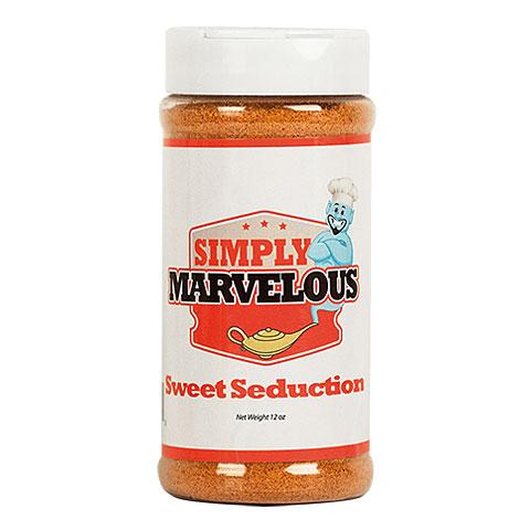 Simply Marvelous Sweet Seduction Rub 12 oz/340 g