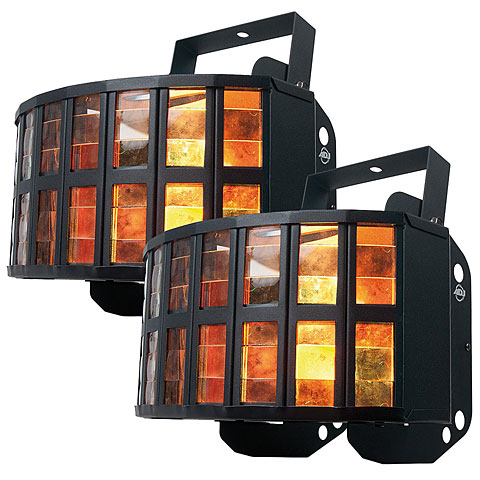 American DJ Aggressor HEX LED Dual Pack