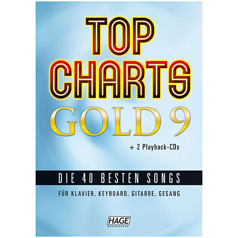 Hage Top Charts Gold 9