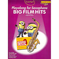 Music Sales Big Fim Hits for Alto Sax « Play-Along