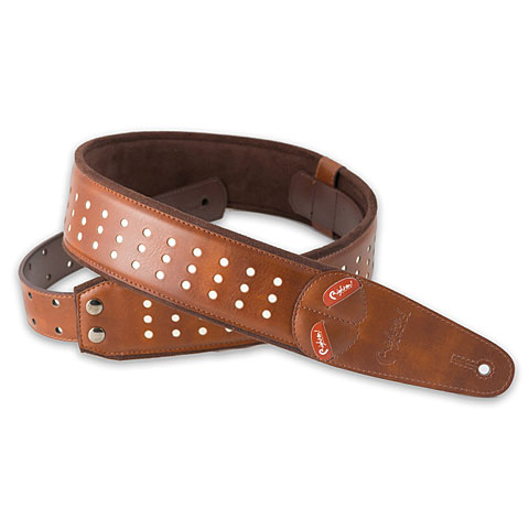 RightOn! Straps Mojo Holes brown