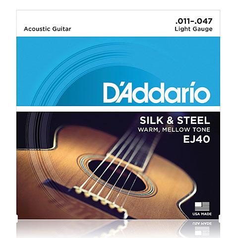 D'Addario EJ40