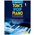 Recueil de Partitions Dux Tom's Pop Piano 1