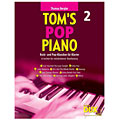 Recueil de Partitions Dux Tom's Pop Piano 2
