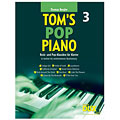 Recueil de Partitions Dux Tom's Pop Piano 3