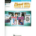Hal Leonard Chart Hits for trombone « Play-Along