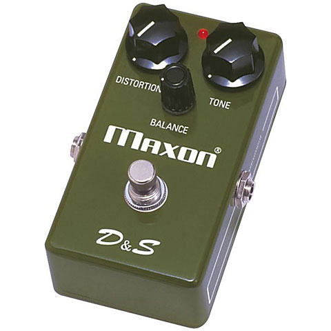 Maxon D&S Distortion, Sustainer
