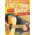 Recueil de Partitions Hage Let's Play Guitar Pop Rock Hits