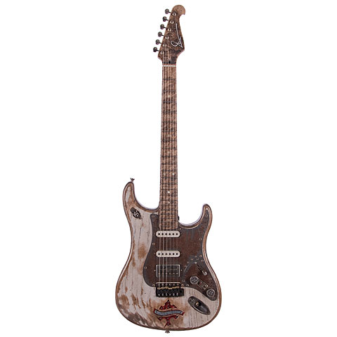Scala Guitars Backbone Diamonds & Rust