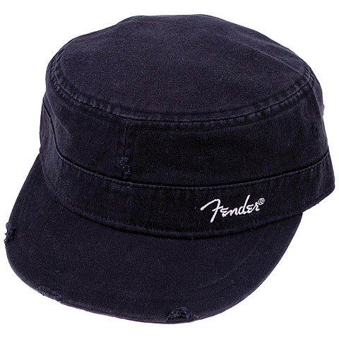 Fender Military Cap BLK S/M