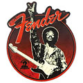 "Fender Jimi Hendrix ""Peace Sign"" Magnet « Article cadeau"
