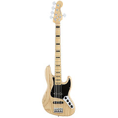 Fender American Elite Jazz Bass V ASH MN NA « Basse électrique