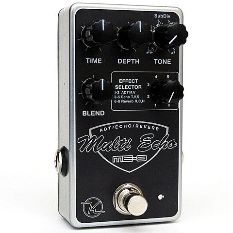 Keeley ME-8 Multi Echo