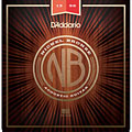 Corde guitare folk D'Addario NB1356 Nickel Bronze Set