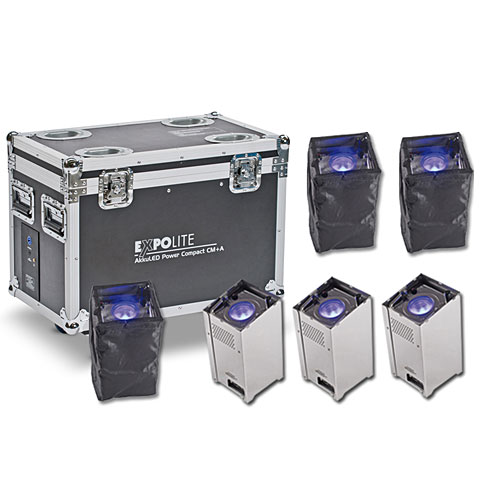 Expolite AkkuLED Power Compact 6er Set
