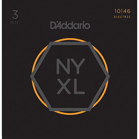 D'Addario NYXL1046-3P 3-Pack