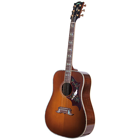 Gibson Limited Dove Custom Acacia