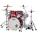 "Batterie acoustique Pearl Masters Maple Complete 22"" Inferno Red Sparkle, Batteries, Batterie/Percussions"