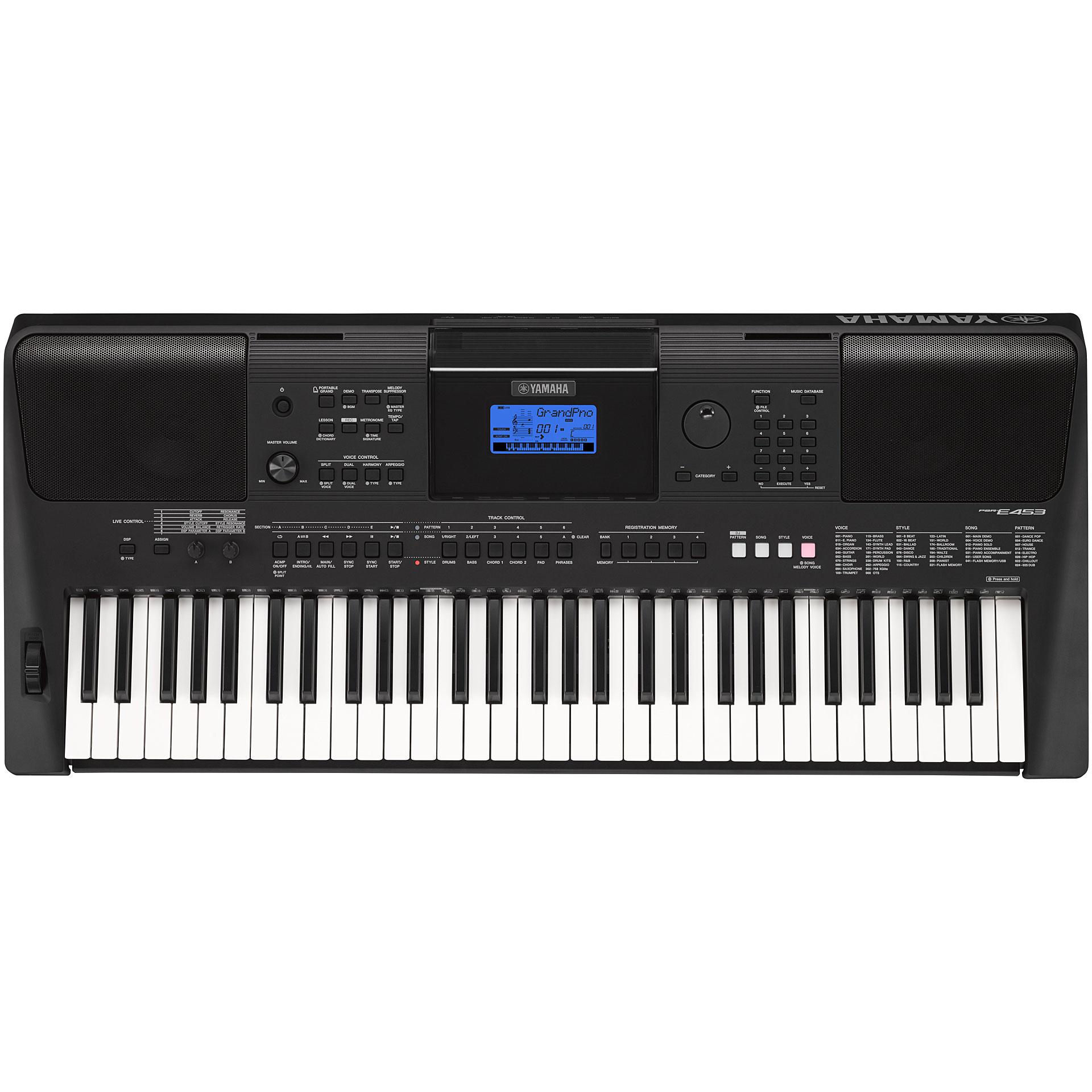 Yamaha Keyboard Ses