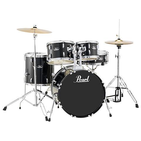 Pearl Roadshow 20'' Jet Black kit