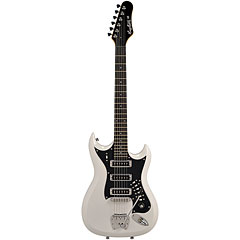 Hagstrom Retroscape H-III White Gloss « Guitare électrique