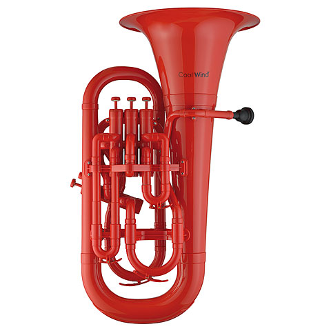 Cool Wind Euphonium red