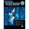 Alfred KDM Sitting In: Blues Guitar (+ DVD) « Manuel pédagogique