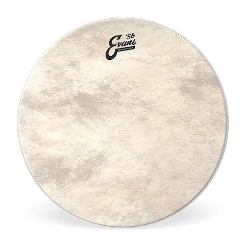 Evans EQ4 Calftone 16  Bass Drum Head