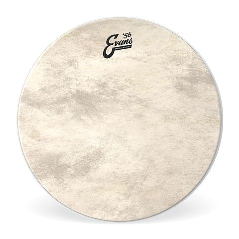 Evans EQ-4 Calftone 22  Bass Drum Head