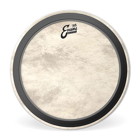 Evans EMAD Calftone 22  Bass Drum Head