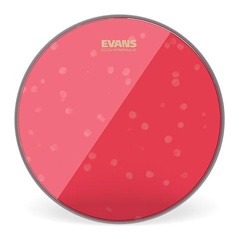Evans Hydraulic Red Hydraulic Red 16'' Tom Head