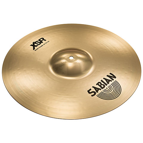 Sabian XSR 16  Rock Crash
