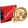 Sabian XSR Effects Pack « Pack de cymbales