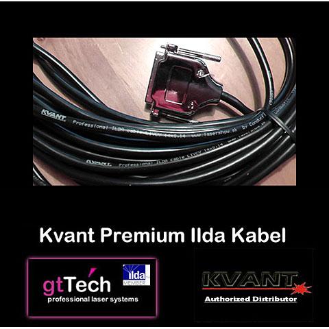 Kvant Premium ILDA-Kabel 50