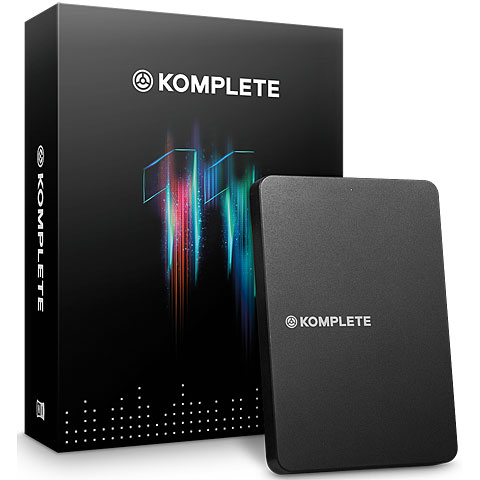 Native Instruments Komplete 11 UPG
