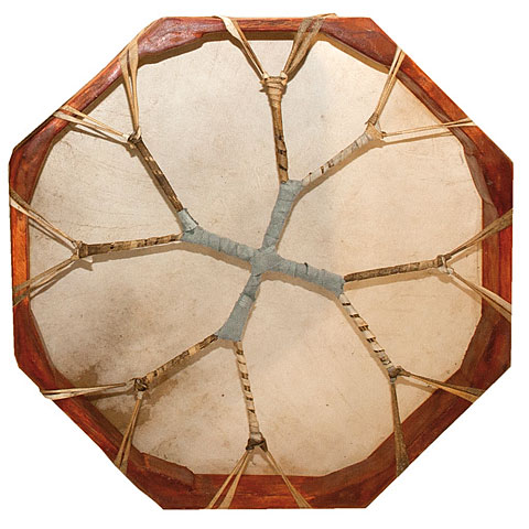 Terré 20  octagonal Shaman Drum
