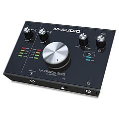 m audio m track 2x2 carte son interface audio. Black Bedroom Furniture Sets. Home Design Ideas