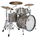 "Batterie acoustique Gretsch USA Brooklyn 22"" Grey Oyster Drumset"