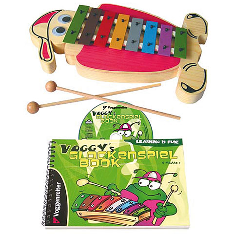 Voggenreiter Voggy's Glockenspiel Set