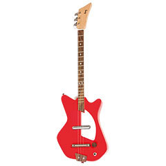 Loog II Electric Red « Guitare électrique