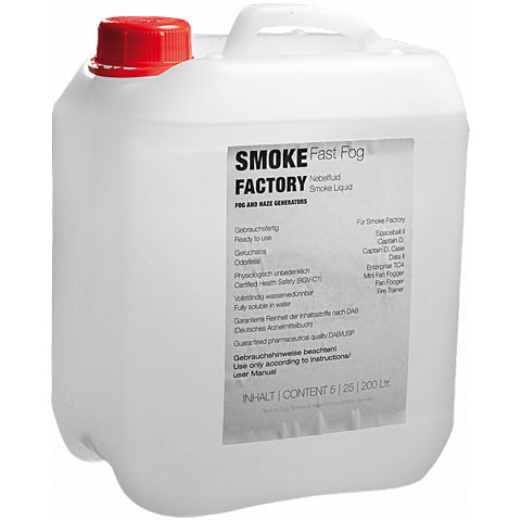 Smoke Factory Fast Fog Extra III Fluid 5L